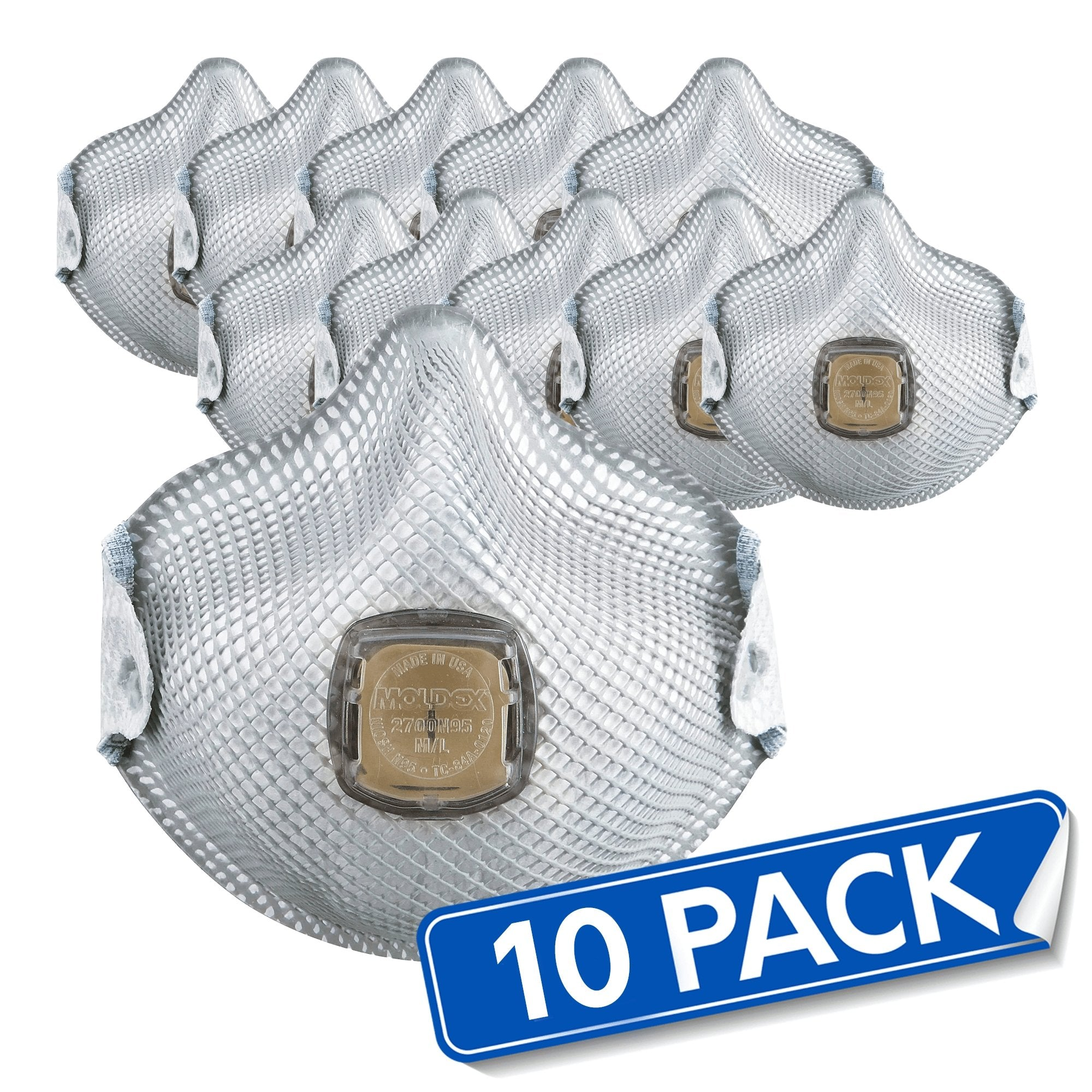 Moldex® 2700 N95 Masks - Bayview Pharmacy