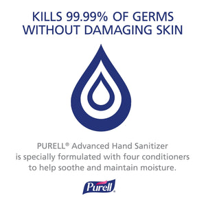 Purell® Advanced Hand Sanitizer Green Certified Refreshing Gel 12oz - Bayview Pharmacy
