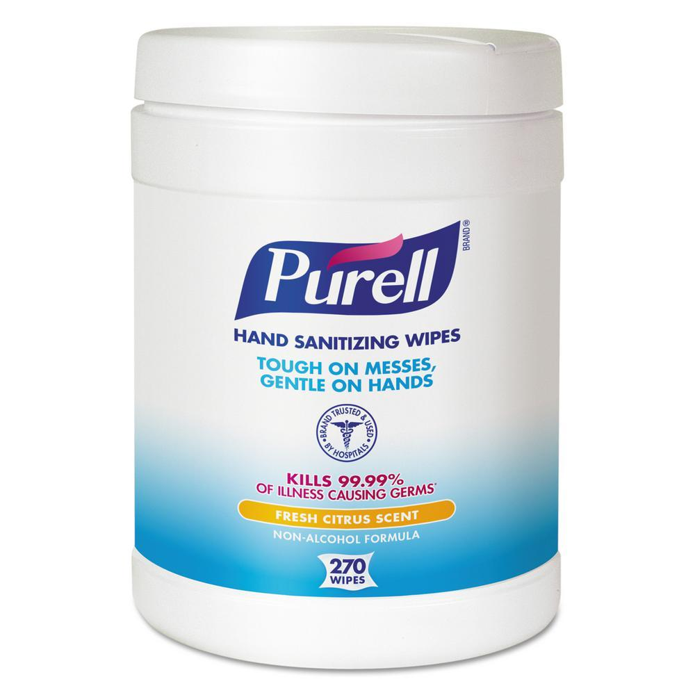 Purell™ Hand Sanitizing Wipes *NEW ITEM* - Bayview Pharmacy