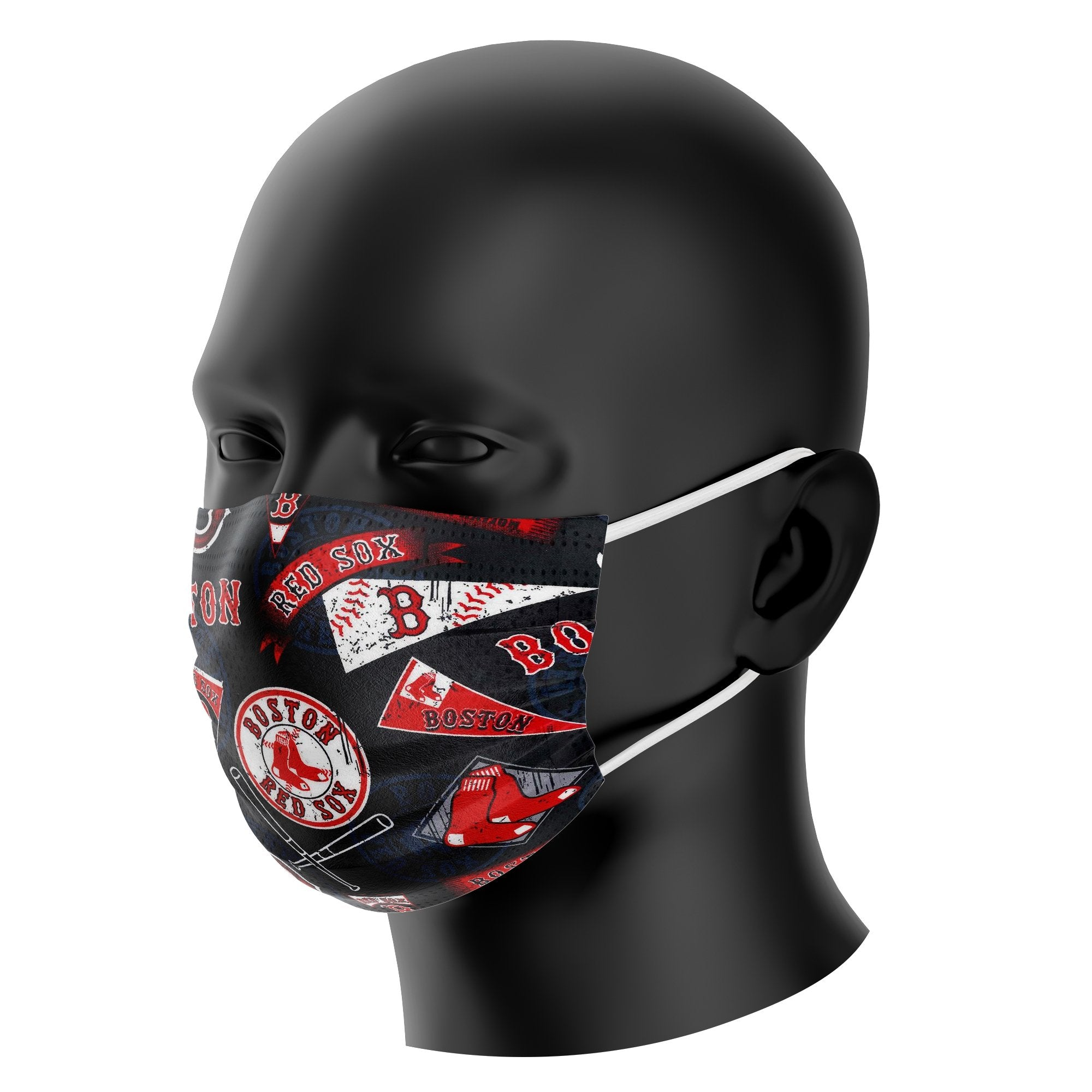 Sports Adult Face Mask *Patriots/Red Sox* - Bayview Pharmacy
