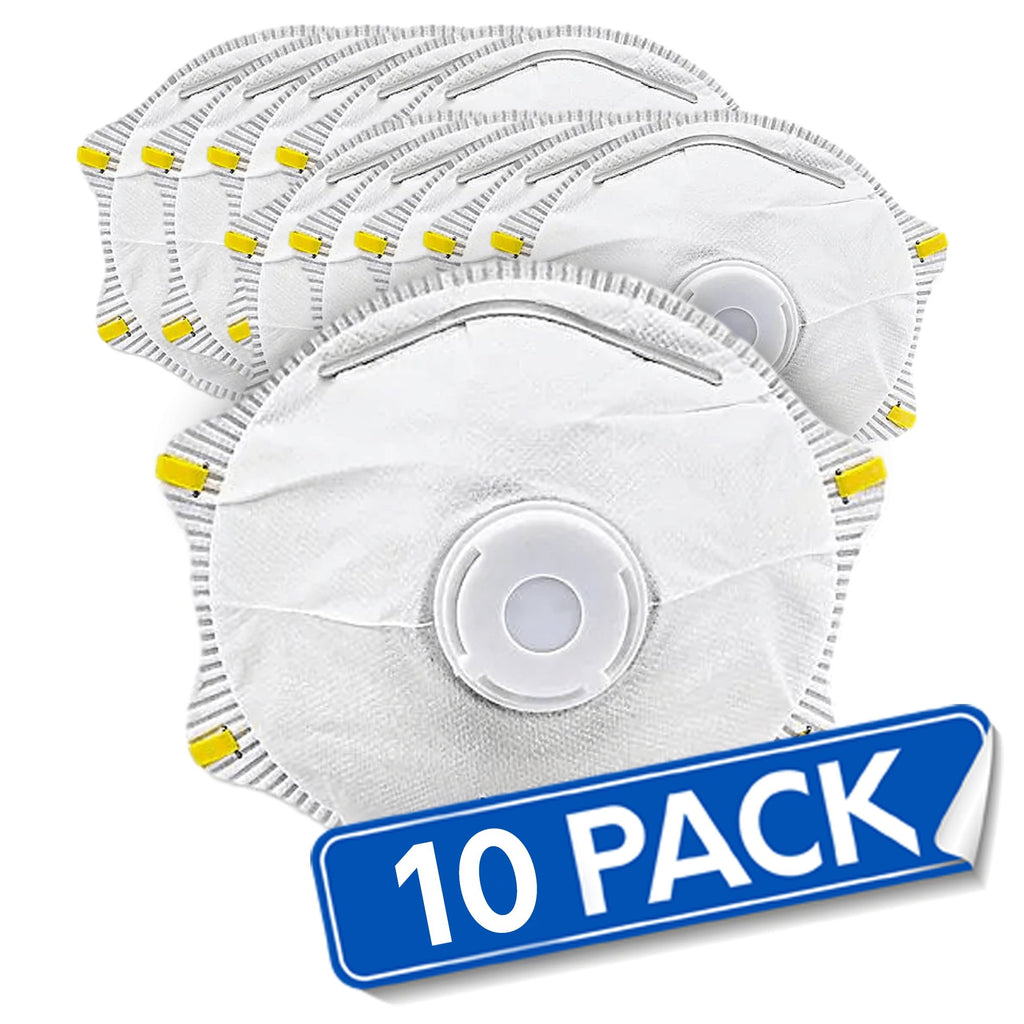 Uline® N95 Particulate Respirator Face Masks w/ Valve + (2) Purell® FREE - Bayview Pharmacy