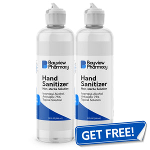 Workplace Pack (Hand Sanitizer Solution) 50% OFF - Bayview Pharmacy