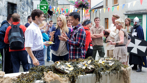 Discover the Flavours of the Boyne Valley- Dundalk & Carlingford Itinerary