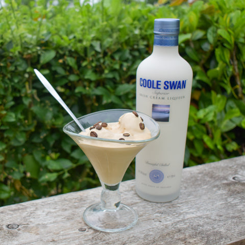 Coole Swan Coffee Ice Cream