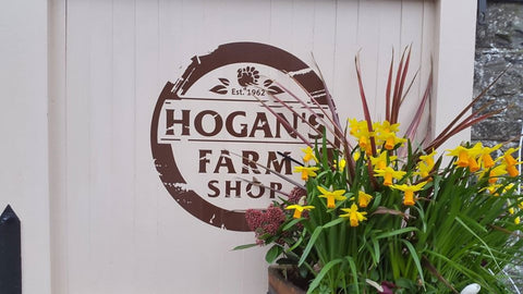 Hogan's Farm & Shop. A 2nd generation family owned & operated turkey farm, based in Cortown, Kells, Co. Meath.