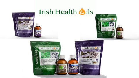 Irish Health Oils produce premium grade health products, which can boost circulation, strengthen the heart, among other benefits.