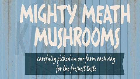Kerrigan's Mushrooms, established in 1981 as producers of quality mushrooms, and still remains a family run enterprise today.