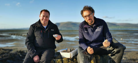 Louth to feature on Neven's Irish Seafood Trails on RTÉ 1
