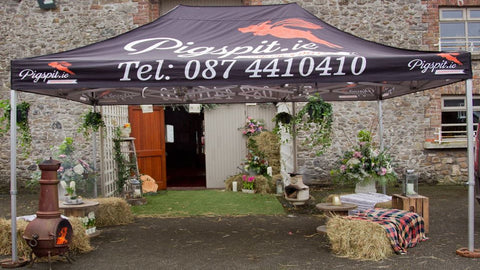 We are Ireland's most famous Pig spit caterers and have catered up and down this wonderful country for many thousands of happy full customers.