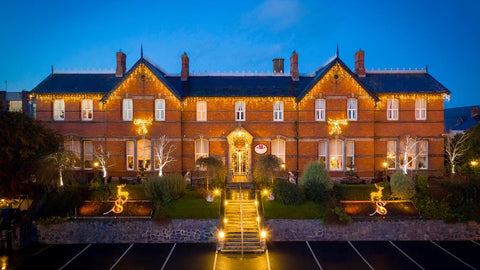 Dine out in the Boyne Valley- Scholars Townhouse Hotel