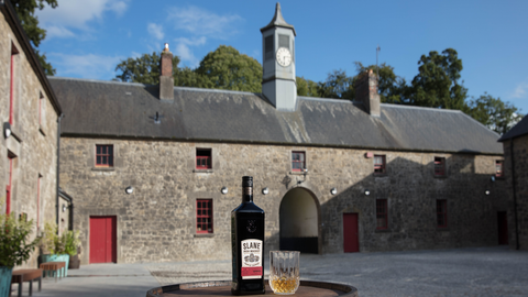 Nestled deep within the idyllic Boyne Valley on the legendary grounds of Slane Castle, Slane Distillery brings you whiskey that bears our village's iconic name.