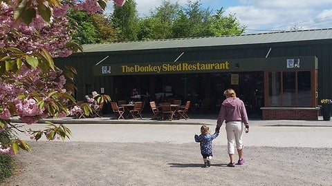 Newbarn Farm & The Donkey Shed Restaurant