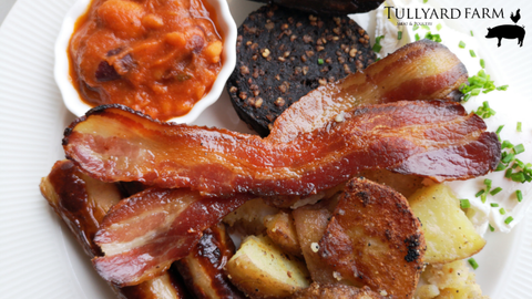 At Tullyard Farm we bring the goodness of 100% Irish farmed produce direct to our customers. We aim to provide quality, value, consistency and excellent customer service.