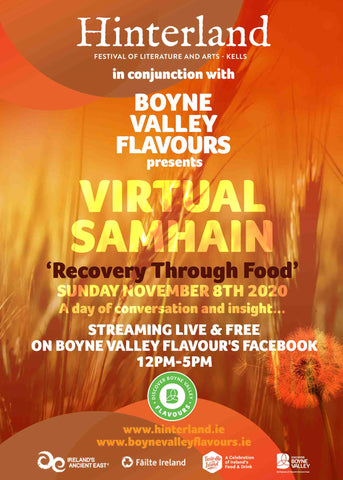 Virtual Samhain- Recovery Through Food