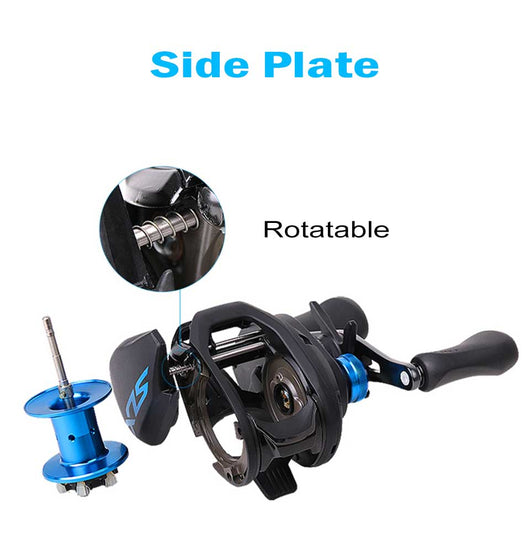 NEW SHIMANO SLX Baitcasting 3+1BB With Centrifugal Brake System