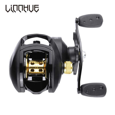 Baitcasting Ultralight Reel With Magnetic Brake System