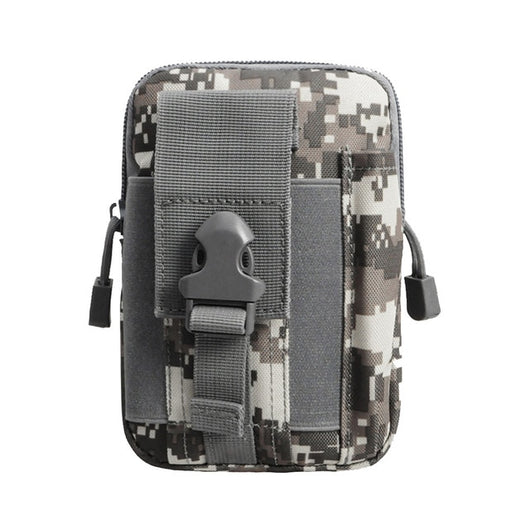 Outdoor Waterproof Military Waist Belt Tactical Bag For Travel Or Hiking