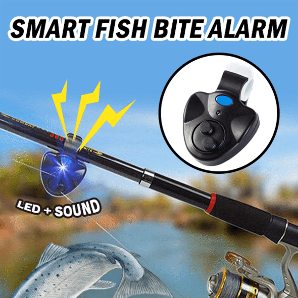 Smart Fish Bite Alarm