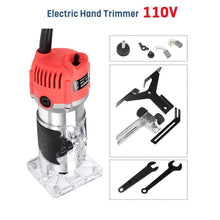 Load image into Gallery viewer, Electric Hand Wood Trimmer Wood Router(Others)