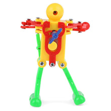 Load image into Gallery viewer, Wind Up Spring Dancing Robot Fancy Toy Gift for Children Kid