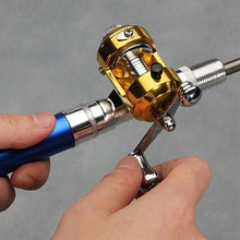 Load image into Gallery viewer, Traveling Portable Pocket Pen Fishing Pole-80%OFF Today