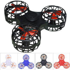 FLYING FIDGET SPINNER DRONE