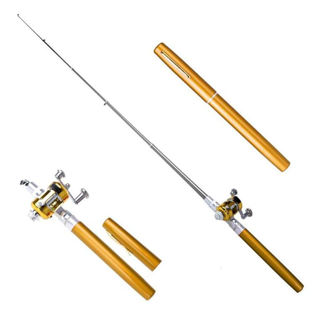 Traveling Portable Pocket Pen Fishing Pole-80%OFF Today