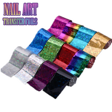Load image into Gallery viewer, Nail Art Transfer Foils (Set of 12)