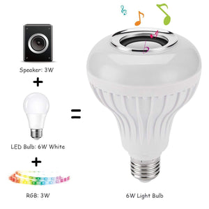 Generation II Smart LED Music Lamp