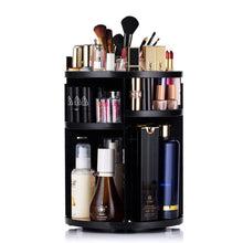 Load image into Gallery viewer, 360 Degree Rotating Detachable Cosmetic Storage Rack