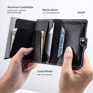 SAFEVAULT RFID PROTECTED WALLET
