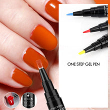 Load image into Gallery viewer, 🎁-One-Step Easy Gel Nail Polish Pen, Various Lush Colors!