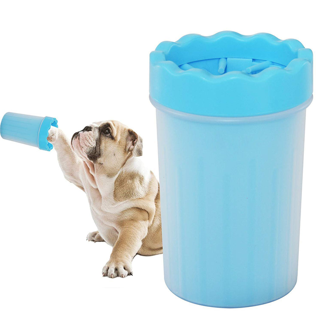 Silicone Pet Foot Wash Cup Paw Cleaner