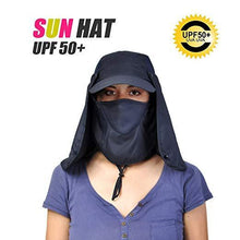 Load image into Gallery viewer, 360° protection Outdoor Sun Flap Hats