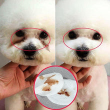 Load image into Gallery viewer, Pet Eye Grooming Wipes