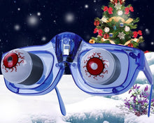 Load image into Gallery viewer, Novelty LED Glasses Pop out Eyeball Glasses for Halloween