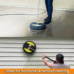 Advanced 3600PSI Pressure Washer Surface Cleaner