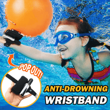 Load image into Gallery viewer, Lifesaving Anti-drowning Wristband