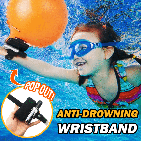 Lifesaving Anti-drowning Wristband