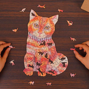 THE Most Beautiful And Creative Wooden Puzzle Ever