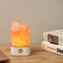 Load image into Gallery viewer, Himalayan Crystal Rock Salt Lamp