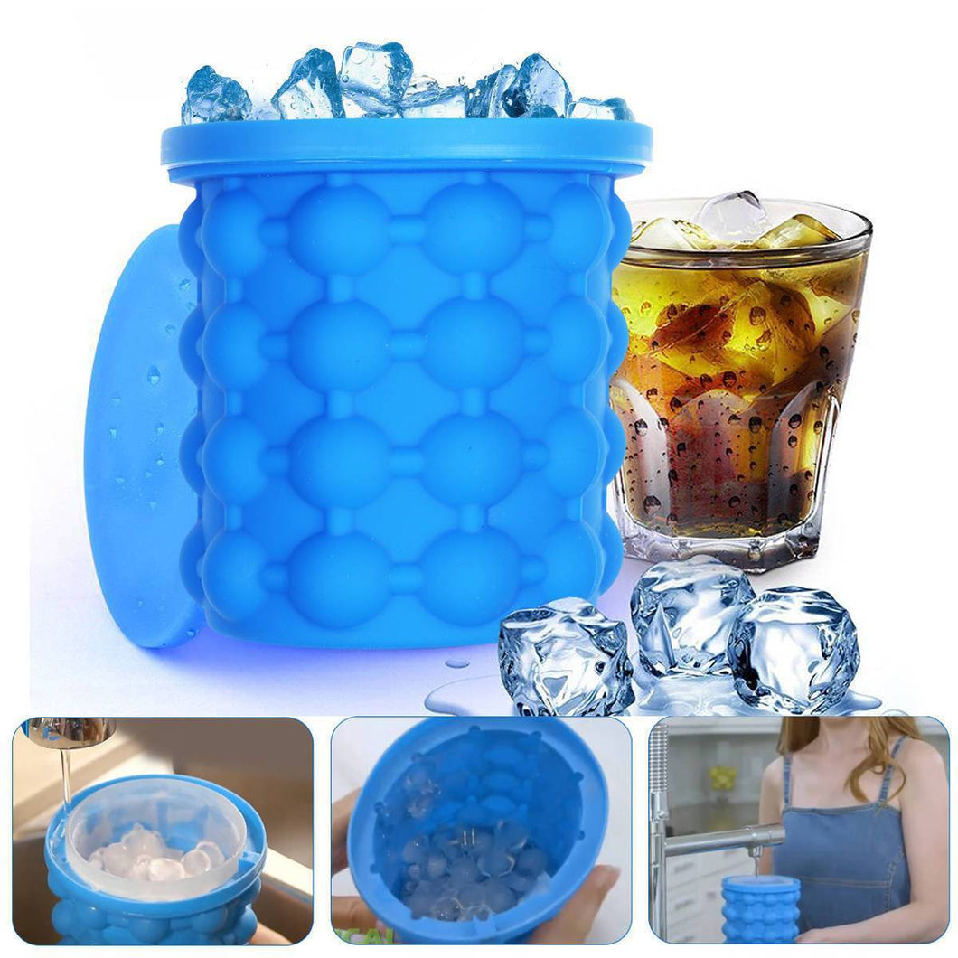 The Ice Cube Genie - Buy 2 Free Shipping