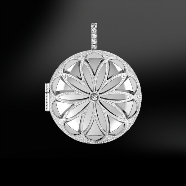 DIAMOND LOCKET Pendant
