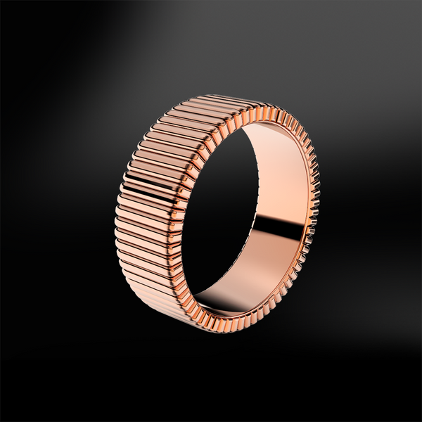 TEXTURED Grains Ring