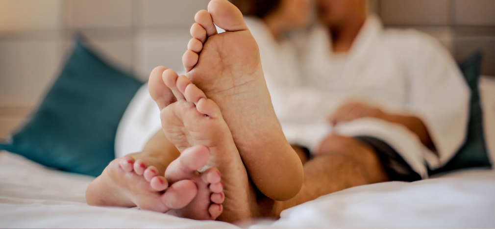 Foot Reading with Reflexology