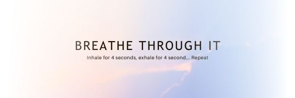Breathe Through It This Stress Awareness Month
