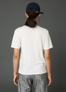 One Edit tee white