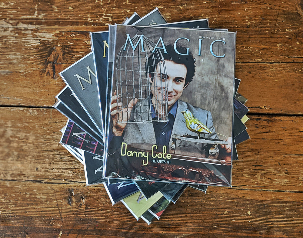MAGIC Magazine 2013 (Complete 12 issues)