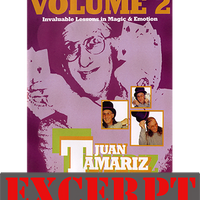 El Cochecito video DOWNLOAD (Excerpt of Lessons in Magic Volume 2) by Juan Tamariz