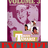 4 Aces video DOWNLOAD (Excerpt of Lessons in Magic Volume 3) by Juan Tamariz